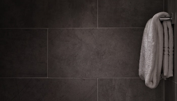 what is the thickness of the shower tile